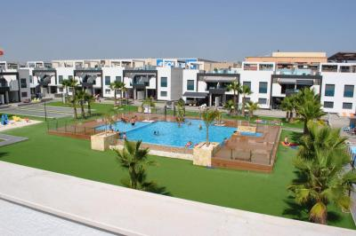 Penthouse in Oasis Beach La Zenia 4 Nº 128 on España Casas