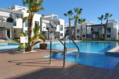 Ground floor apartment in Oasis Beach La Zenia 1 Nº 007 on España Casas